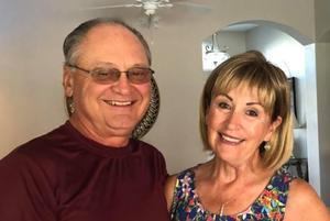 Tom & Vicki Lombardo